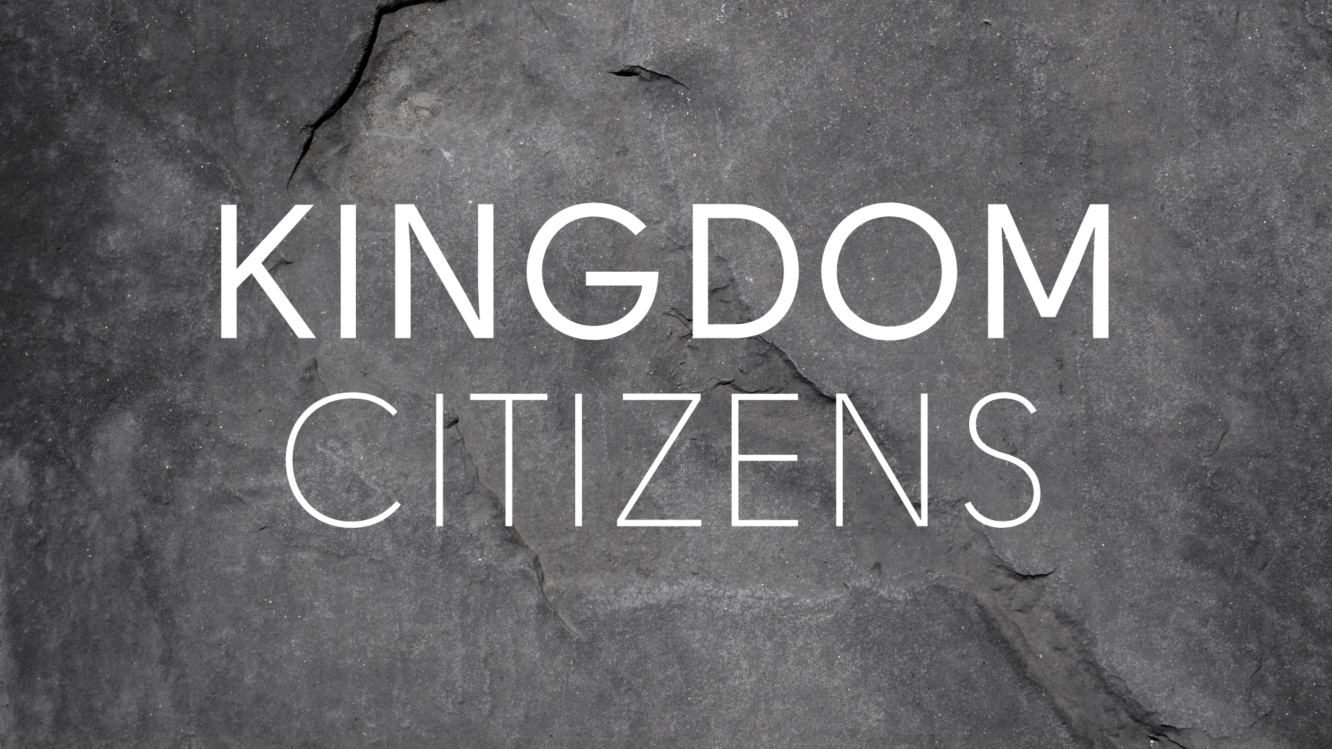 Kingdom Citizens Pray